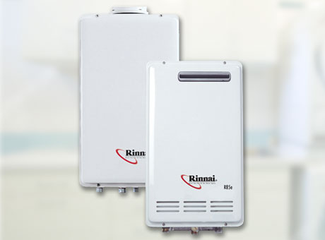Gas Appliances & Gas Powered Water Heaters