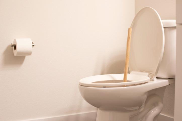 Old Toilet