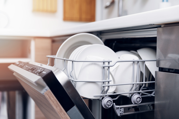 4 Most Common Dishwasher Problems
