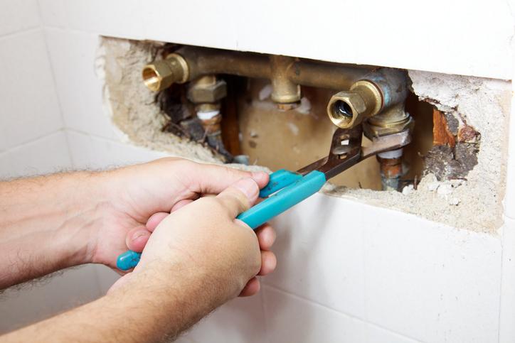 Slab Leak Detection & Repair