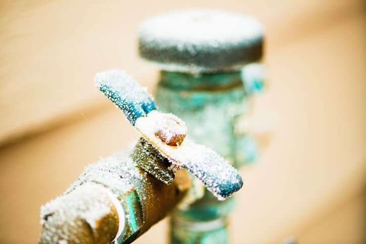 Frozen Pipes Plumbing Repair in Ocala, FL