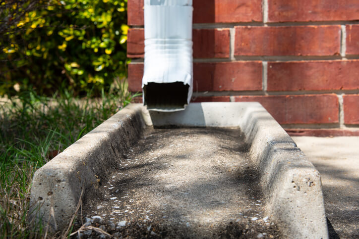 Downspouts and Gutter Repairs in Ocala, FL